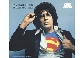 Ray Barretto - Indestructible (Remastered) [CD]