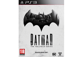 Batman - The Telltale Series PS3
