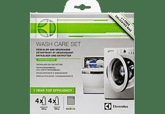 electrolux set d 39 entretien pour lave linge et lave vaisselle e6wk9102 lave vaisselle pose libre. Black Bedroom Furniture Sets. Home Design Ideas