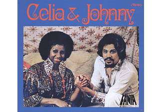 Celia Cruz & Johnny Pacheo - Celia & Johnny (Remastered) [CD]