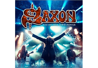 Saxon - Let Me Feel Your Power (Limited Edition) []
