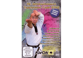 19. Internationales Taekwondo Camp 2012 - (DVD)
