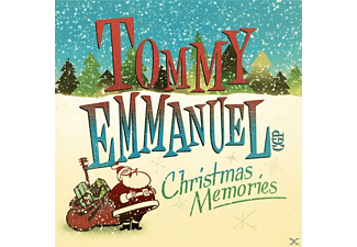 Tommy Emmanuel - Christmas Memories [CD]