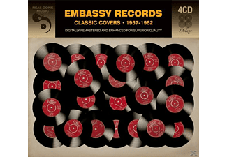VARIOUS - Embassy Records 1957-1962 - (CD)