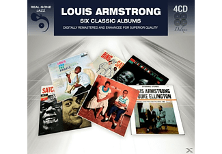 Louis Armstrong - 6 Classic Albums [CD]