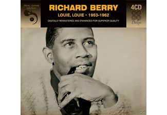 Richard Berry - Louie,Louie 1953-1962 - (CD)