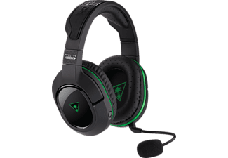 TURTLE BEACH Ear Force Stealth 420X Plus Gaming-Headset Schwarz/Grün, Gaming-Headset