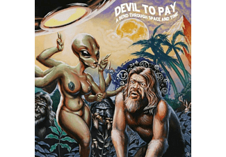 Devil To Pay - A Bend Through Space And Time - (Vinyl)