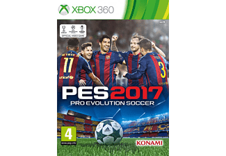 ARAL PES 2017 Xbox 360
