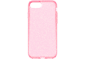 SPECK PRESIDIO, Backcover, iPhone 7, Kunststoff, Rosa/Pink