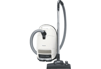 MIELE Complete C3 Silence EcoLine SGFK2 (mit Beutel, HEPA AirClean Filter, A, Lotosweiß)