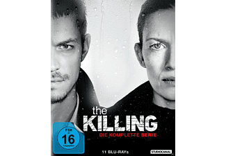 The Killing - Die komplette Serie [Blu-ray]