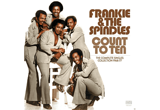 The Frankie/spindles - Count To Ten: Complete Singles Collection [CD]