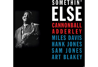 Cannonball Adderley, Various - Somethin' Else - (Vinyl)