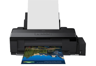 EPSON Ink Tank System A3 printer L1800