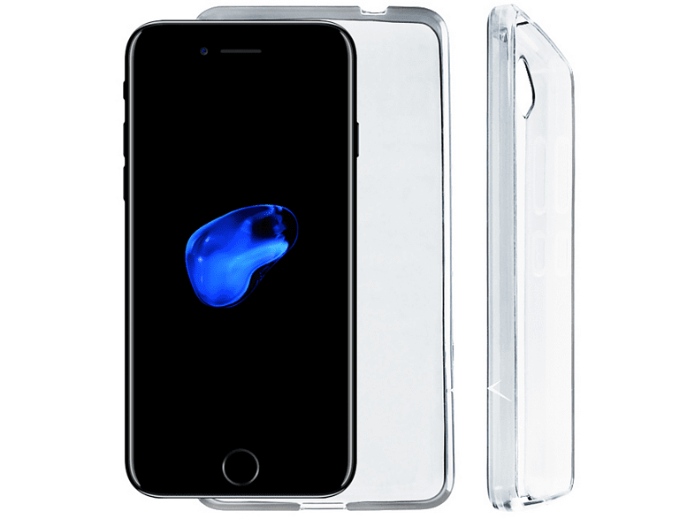 VOLTE-TEL Θήκη Iphone 7 4.7 Slimcolor Tpu White - (5205308173158) τηλεφωνία   πλοήγηση   offline αξεσουάρ iphone smartphones   smartliving iphone