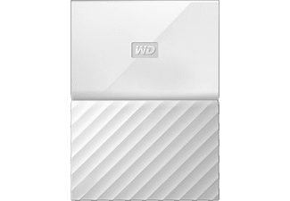 WD My Passport 1TB Wit