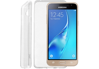 IDOL 1991 Θήκη Samsung Galaxy J3 2016 J320 Ultra Thin Tpu 0.3mm White - (5205308173622)
