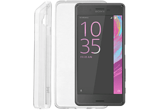 IDOL 1991 Θήκη Sony Xperia X Performance F8131 Ultra Thin Tpu 0.3mm White - (5205308173547)