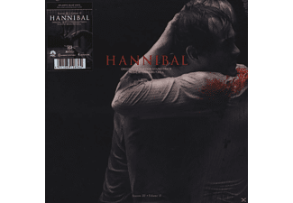 Reitzell Brian - Hannibal O.S.T.-Season 3,Vol.2 (2LP Ltd.) - (Vinyl)