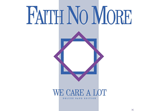 Faith No More - We Care A Lot (2LP) [LP + Bonus-CD]