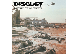 Disgust - A World Of New Beauty [CD]