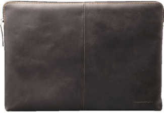 DBRAMANTE Skagen Hunter Dark, Bookcover, 15 Zoll, MacBook, Dunkelbraun