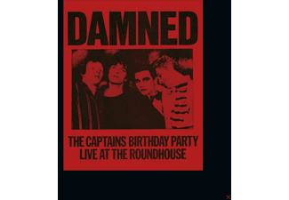 The Damned - The Captains Birthday Party [CD]