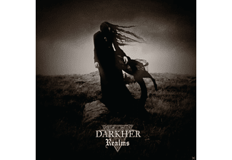 Darkher - Realms (Ltd.Gatefold/Transparent Vinyl/180 GR - (Vinyl)