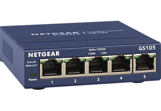 NETGEAR GS105 5-port Ethernet Switch