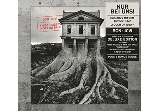 Bon Jovi - This House Is Not For Sale (Exklusive Ltd. Deluxe Edition + Bonustrack) - (18 Songs) - (CD)
