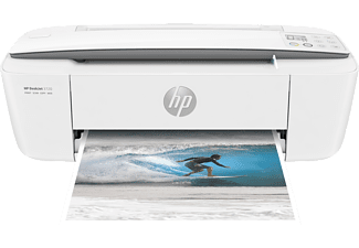 HP DeskJet 3720, All-in-One Drucker, Weiß/Grau