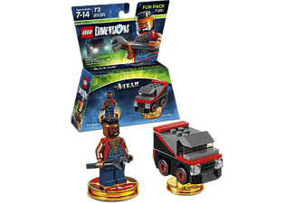 WARNER BROS GAMES. LEGO Dimensions Fun Pack: The A-Team