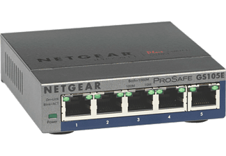 Prosafe Plus Gs105e 5-port