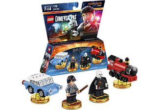 WARNER BROS GAMES. Lego Dimensions Team Pack: Harry Potter
