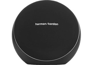 HARMAN KARDON Omni 10+, Smart Speaker für Wireless Music Streaming, Schwarz