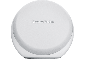 HARMAN KARDON Omni 10+, Smart Speaker für Wireless Music Streaming, Weiß
