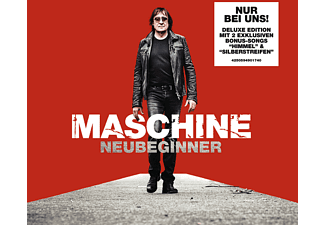 Maschine - Neubeginner (Exklusive Edition + 2 Bonustracks) [CD]