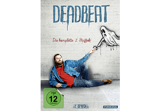 Deadbeat - Staffel 2 - (DVD)