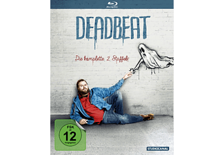 Deadbeat - Staffel 2 - (Blu-ray)