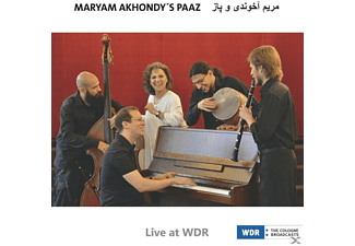 Maryam 's Paaz Akhondy - Live At WDR [CD]