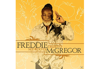 Freddie McGregor - True To My Roots - (CD)