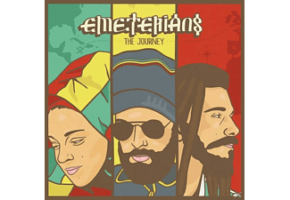 Emeterians - The Journey - (CD)