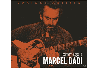 VARIOUS - Hommage A Marcel Dadi - (CD)