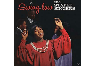The Staple Singers - Swing Low - (Vinyl)