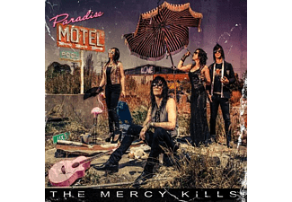 The Mercy Kills - Paradise Motel - (CD)