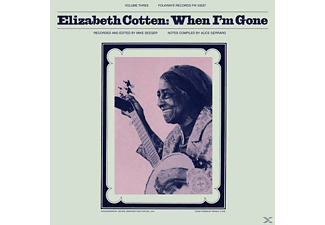 Elizabeth Cotten - When I'm Gone - (Vinyl)