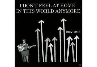 PAPAGIKA,MARIA/HOUDINI,WILMOUTH/FALCON,CLEOMA/+ - I Don't Feel At Home In This World Anymore - (Vinyl)