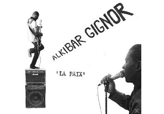 Alkibar Gignor - Le Paix-Rockmusic from Mali - (Vinyl)