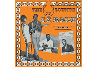 S.E. Rogie - The Sounds Of S.E.Rogie,Vol.1-Highlife Music Fr - (Vinyl)